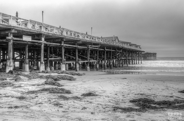 Crystal Pier Pacific Beach - San Diego