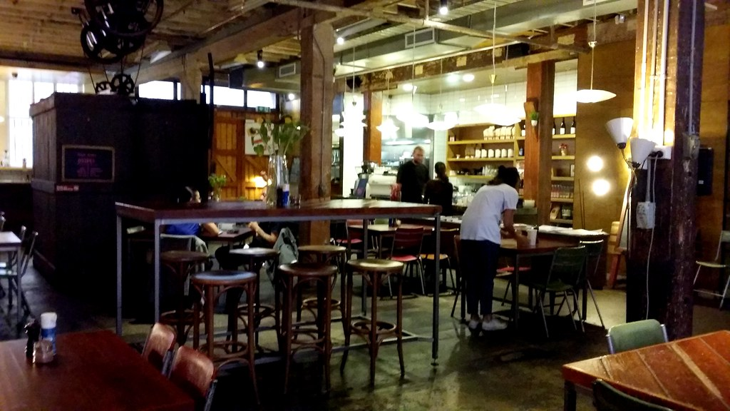 Melbourne Cafes: Silo by Joost