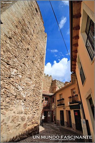 Muralla, Buitrago