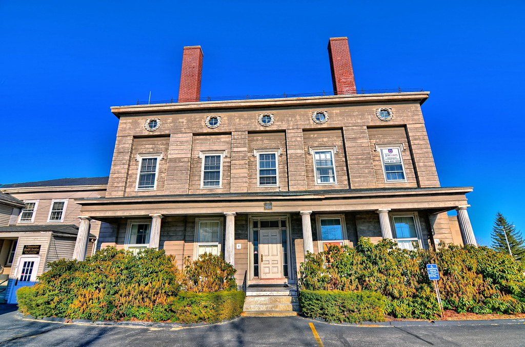 Salisbury House Worcester MA