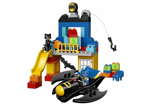 10545 Batcave Adventure