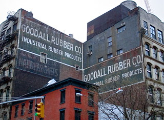 Double Goodall Rubber Co. Inc - NYC