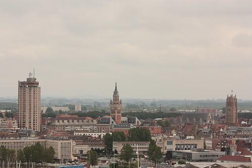 Centre ville de Dunkerque