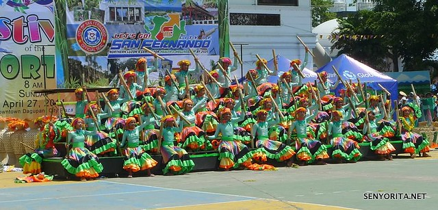 Pindangan Festival (Festivals of the North 2014)