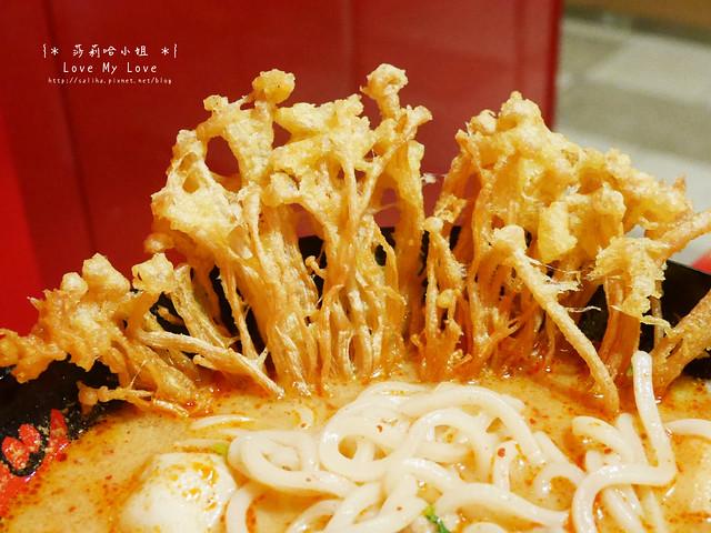 中山站美食餐廳大心泰式拉麵 (17)