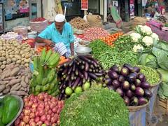 Dhamrai Vegetable Vendor