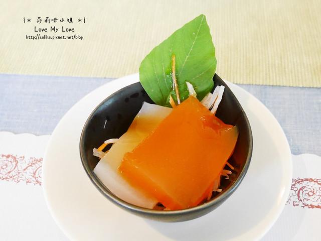 文山區老泉里全素無菜單料理推薦青靜緣蔬食餐廳 (9)