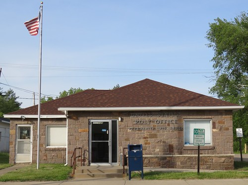 Post Office 54970 (Redgranite, Wisconsin)