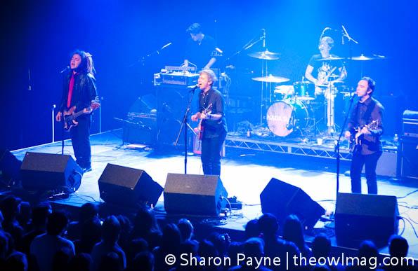 Nada Surf @ Fonda Theatre, LA 3/20/12