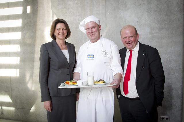 Schwedisch-deutscher Dialog zu gesunder Ernährung und Schulverpflegung am 26. März 2012 in der Schwedischen Botschaft