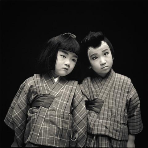Hiroshi Watanabe, Yuka Onozawa and Ikki Tada, Matsuo Kabuki, 2004
