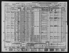 Whitfield / Huyler - 1940 Census