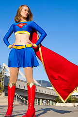 SDCC Supergirls-17