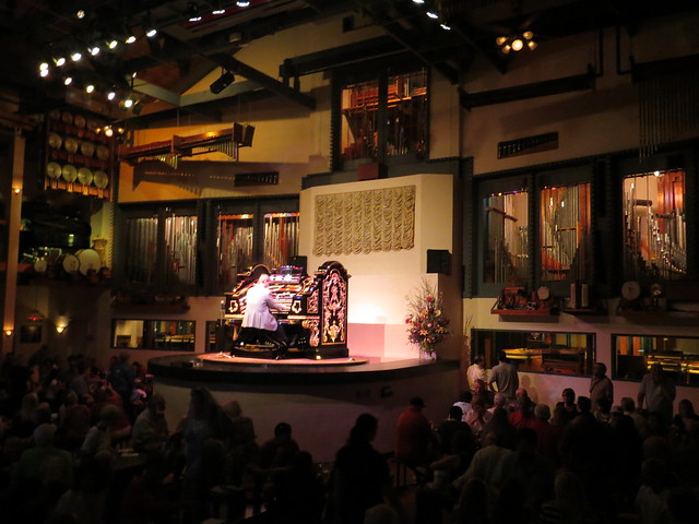 Organ Stop Pizza, Mesa, Arizona