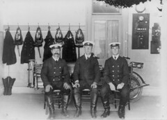 jacob st Fire Station  c1914