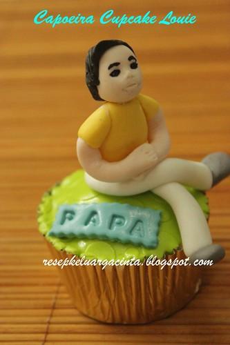 Capoeira Cupcake 15 April 2012