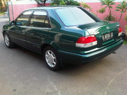 Toyota Corolla All New 1.6 SEG Th.98