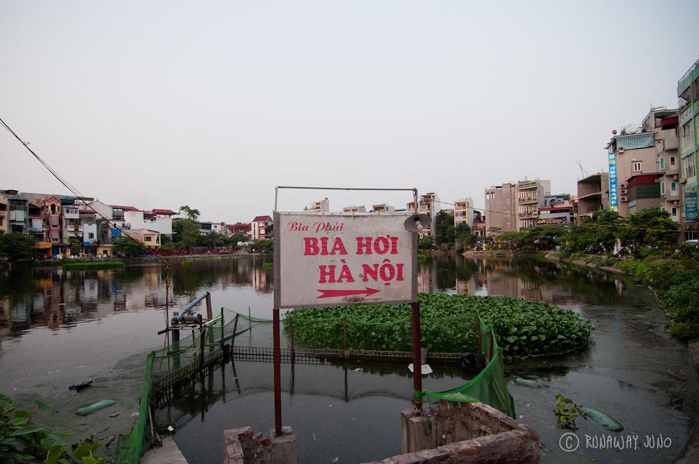 Bia Hanoi Vietnam
