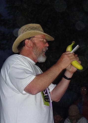 Rick Demonstrates Making a Banana Boat