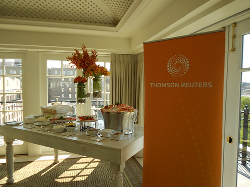Thomson Reuters McLaughlin Brunch