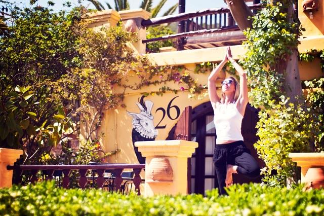 Rockovery at Ibiza Rocks House, hosted by Ibiza Retreats