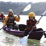Kayak Tour fishguard Pembrokeshire 7