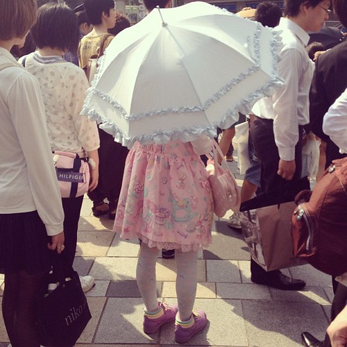 Cosplay #harajuku #tokio #tokyo #japon #japan #cosplay
