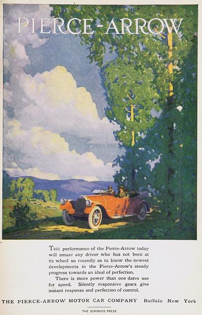 1920 Pierce Arrow Motor Company Buffalo New York Flickr