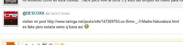[ot] Usuario @DESCOXX hace spam con info fake. CUIDADO!