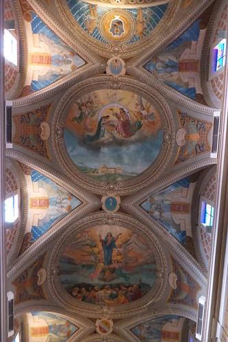Civitella del Tronto,  Chiesa di Santa Maria dei Lumi, Affreschi by pizzodisevo (therapy - terapia - Therapie)