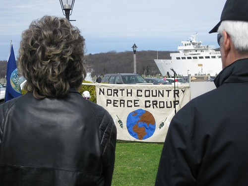Peace, Justice and Occupy: Plus Ferry