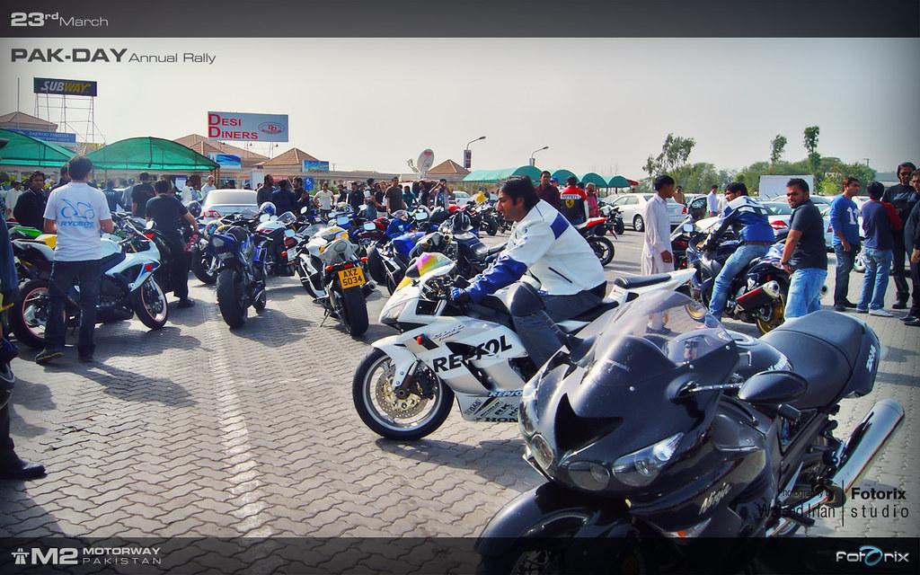 Fotorix Waleed - 23rd March 2012 BikerBoyz Gathering on M2 Motorway with Protocol - 7017481259 018ee0fbfe b
