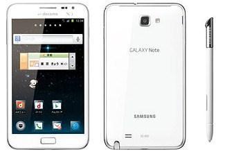 Galaxy Note SC-05D LTE