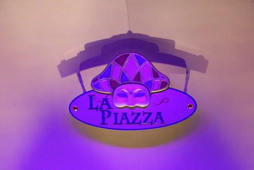 La Piazza - Europa - Disney Fantasy
