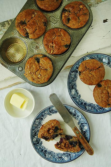 blueberry-grainfree-muffin