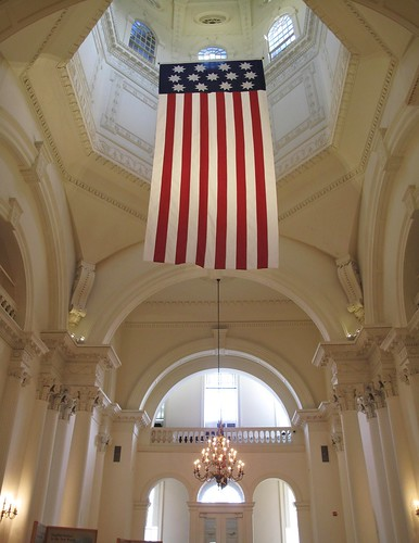 Annapolis MD - State House rotunda