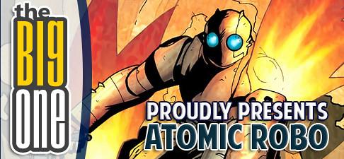 atomic robo