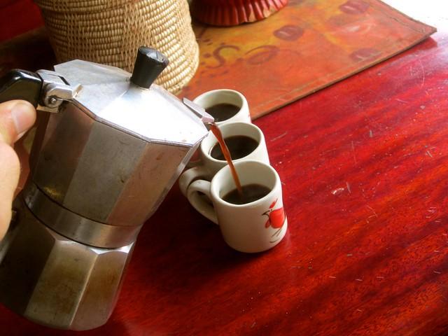 Paksong Bolaven Coffee Espresso