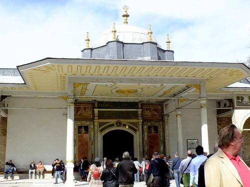 Palacio Topkapi, Estambul