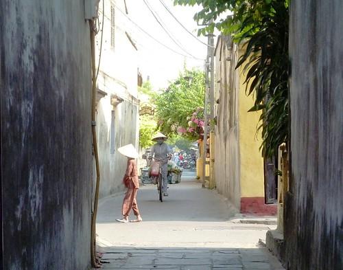 V 12-Cote est-Hoi An-rues et ruelles (1)