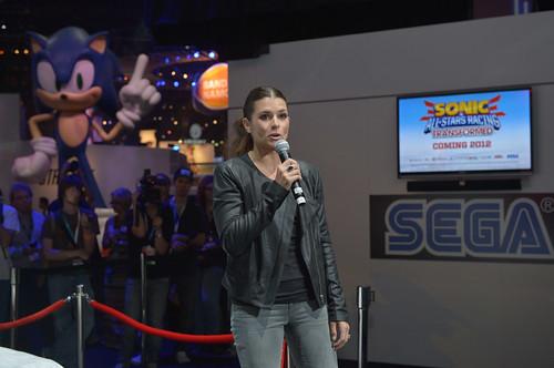 Danica Patrick @ E3 2012
