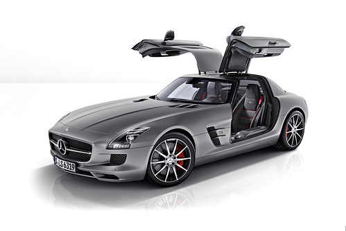 2013 Mercedes-Benz SLS AMG GT by VLNSNYC