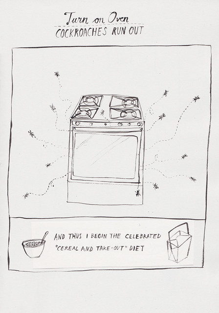 new york stories: oven