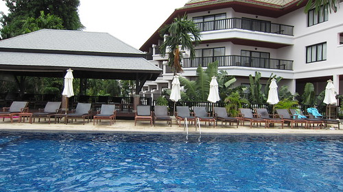 Koh Samui Kandaburi Resort hillside pool サムイ島カンダブリリゾート (1)