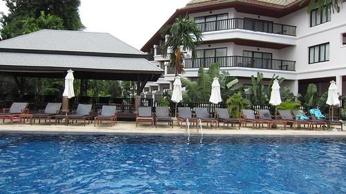 Koh Samui Kandaburi Resort hillside pool サムイ島カンダブリリゾート (1)
