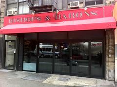 Bishops & Barons exterior