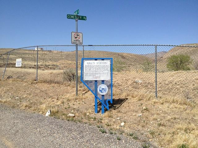 Nevada Historical Marker #200