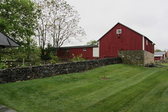 Red barn, Glen Burnie, Winchester