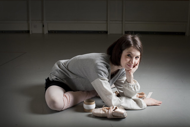 Lauren Cuthbertson, Principal with The Royal Ballet © David Levene 2011