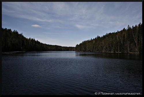 finland nationalpark ruovesi helvetinjärvi pirkanmaa isohelvetinjärvi